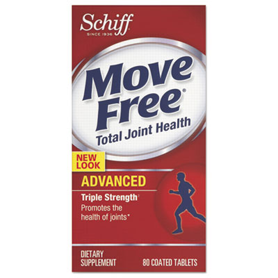 Advanced Total Joint Health Tablet, 80 Count