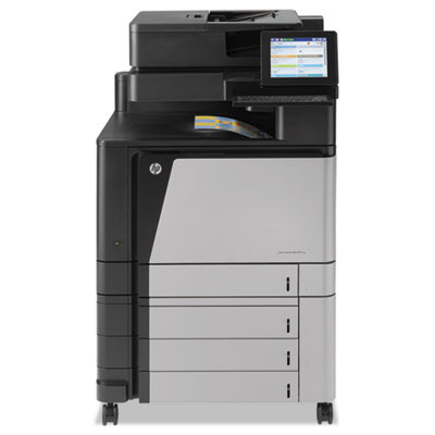 Color LaserJet Enterprise flow M880z+ NFC/Wireless Direct, 4100