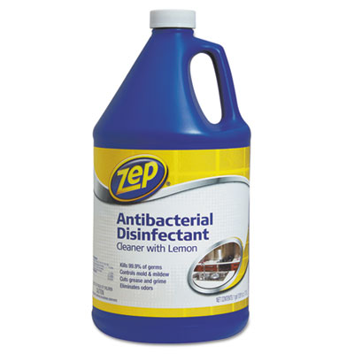 Antibacterial Disinfectant, 1 gal Bottle