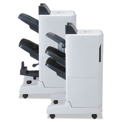 Booklet Maker/Finisher with 2/3 Hole Punch for Color LaserJet M8