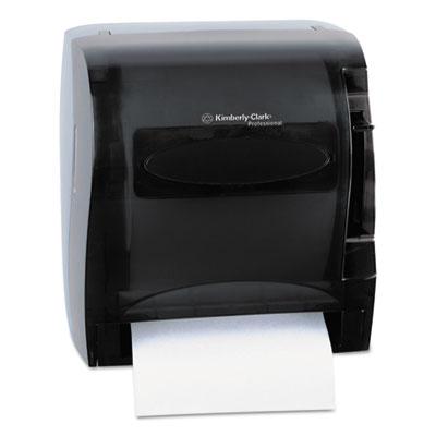 IN-SIGHT LEV-R-MATIC Roll Towel Dispenser, 13 3/10w x 9 4/5d x 1