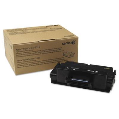 106R02311 Toner, 5000 Page-Yield, Black<br />91-XER-106R02311