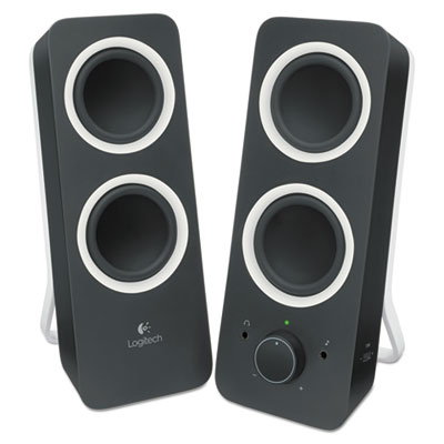 Z200 Multimedia Speakers, Black