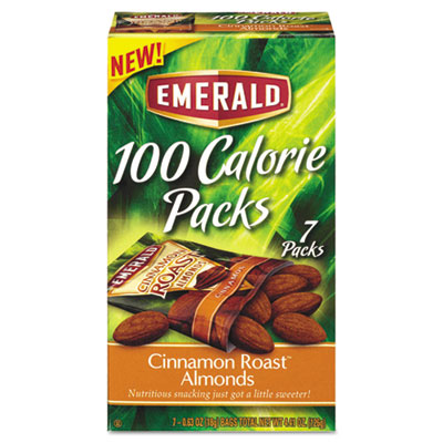 Cinnamon Roast Almonds, 100-Calorie Packs, 0.625 oz Package