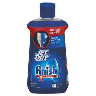 Jet-Dry Rinse Agent, 8.45oz Bottle