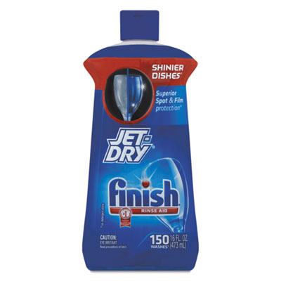 Jet-Dry Rinse Agent, 16oz Bottle