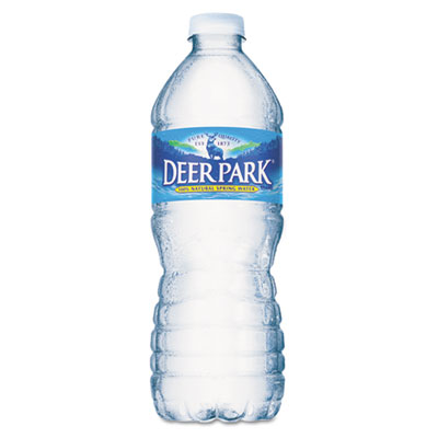 Natural Spring Water, 16.9 oz Bottle, 35 Bottles/Carton