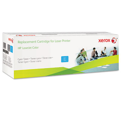 6R3009 Compatible Remanufactured Toner, 6000 Page-Yield, Cyan