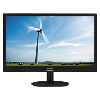 S-Line Widescreen LCD Monitor, SmartPower, 22""