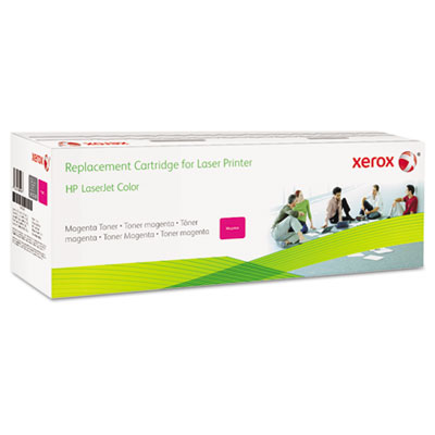 6R3016 (CE413A) Compatible Remanufactured Toner, 2600 Page-Yield