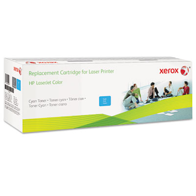 6R3015 (CE411A) Compatible Remanufactured Toner, 2600 Page-Yield