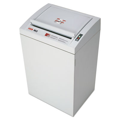 Classic 411.2 Strip-Cut Shredder, Shreds up to 67 Sheets, 38.5-G