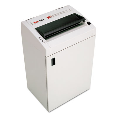 Classic 386.2 Strip-Cut Shredder, Shreds up to 23 Sheets, 31-Gal