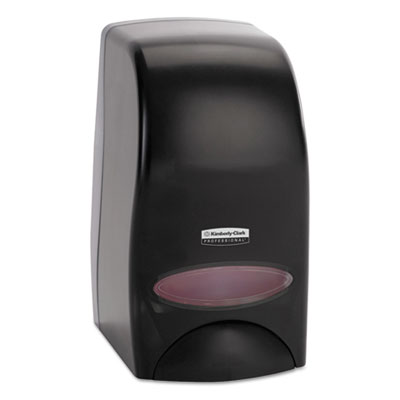 KLEENEX Skin Care Cassette Dispenser, 1000mL, Black