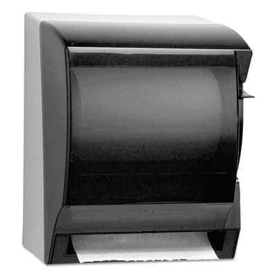 IN-SIGHT LEV-R-MATIC Roll Towel Dispenser, 10 3/4w x 9 3/5d x 13