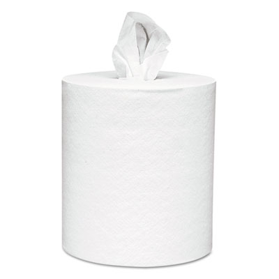 SCOTT Center-Pull Towels, 8 x 15, White, 250 Sheets/Roll, 6 Roll