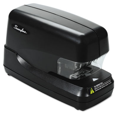 Flat Clinch Electric Stapler with Jam Release, 70-Sheet Capacity