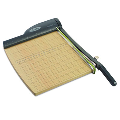 ClassicCut Pro Paper Trimmer, 15 Sheets, Metal/Wood Composite Ba