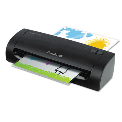 "Fusion 1000L 9"" Laminator, 3 mil to 9""W; 5 mil to 4"" x 6"" Max Do"