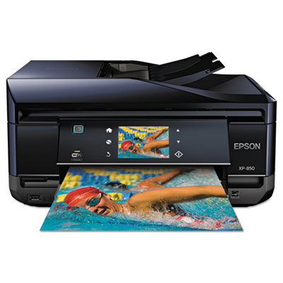 Expression Photo XP-850 Wireless Small-in-One Inkjet Printer Cop