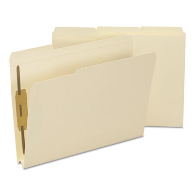 1 1/2 Inch Expansion Folder, Two Fasteners, 1/3 Top Tab, Letter,