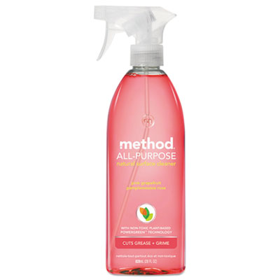 All Surface Cleaner, Pink Grapefruit, 28oz Bottle
