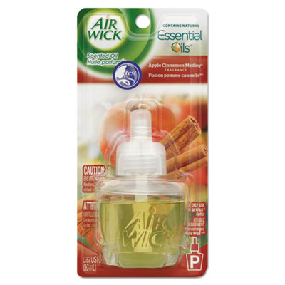 Scented Oil Refill, Warming - Apple Cinnamon Medley, .67oz Bottl