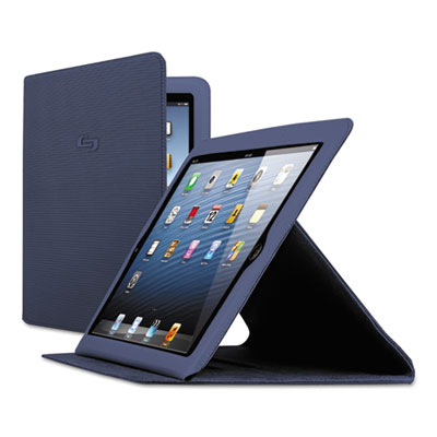 Classic Slim Case for iPad Air, Navy