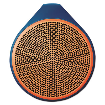 X100 Mobile Wireless Speaker, Orange