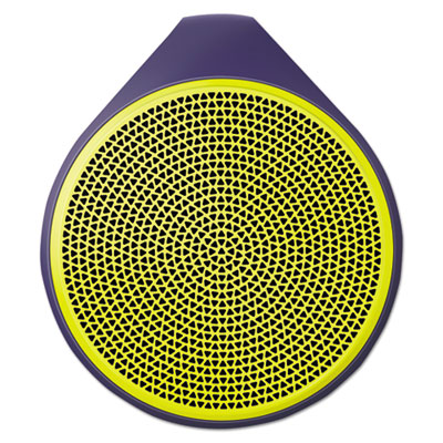 X100 Mobile Wireless Speaker, Yellow