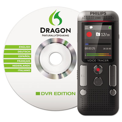 Voice Tracer 2700 Digital Recorder with Speech Recognition Softw