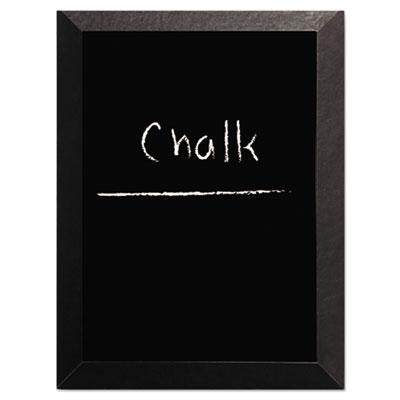 Kamashi Chalk Board, 36 x 24, Black Frame
