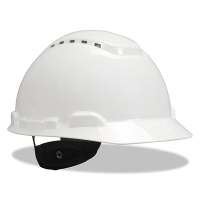 H-700 Series Hard Hat with 4 Point Ratchet Suspension, Vented, W