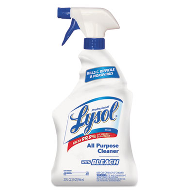 All-Purpose Cleaner with Bleach, 32oz Trigger Spray