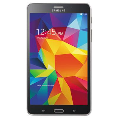Galaxy Tab 4 7.0 Tablet, 8 GB, Wi-Fi, Black