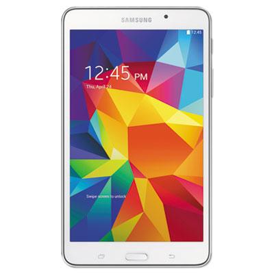 Galaxy Tab 4 7.0 Tablet, 8 GB, Wi-Fi, White