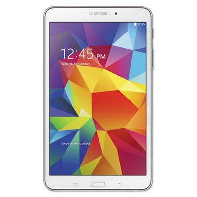 Galaxy Tab 4 8.0 Tablet, 16 GB, Wi-Fi, White