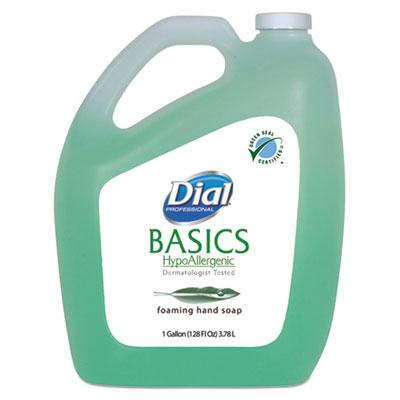 SOAP,FOAMING,BASICS,GAL