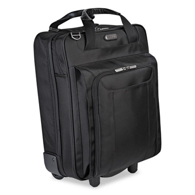 "Corporate Traveler Vertical Rolling Laptop Case, 17"",14 1/8 x 19"