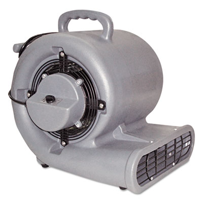 Eagle Air Mover, 3-Speed, 1/2hp, 1150rpm, 1500cfm