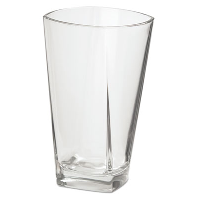 Cozumel Beverage Glasses, 16oz, Clear, 6/Box