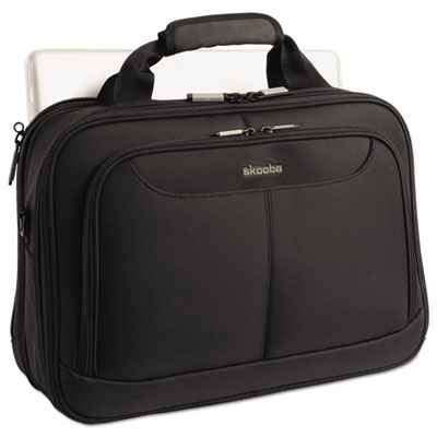 "Checkthrough Security Brief, 15"", 17 x 12 x 6, Black"