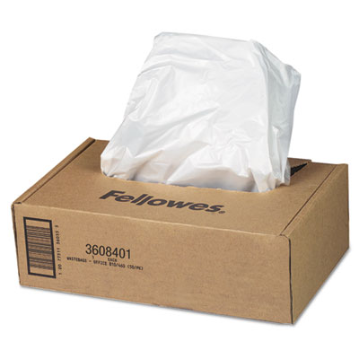 AutoMax Waste Bags, 16 gal-20 gal, 50/Bx
