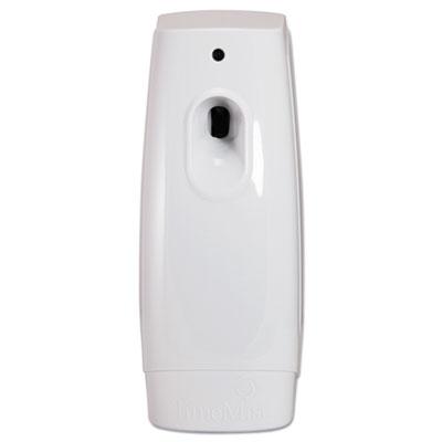 Classic Metered Aerosol Fragrance Dispenser, 3 3/4w x 3 1/4d x 9 1/2h, White<br />91-TMS-1047717