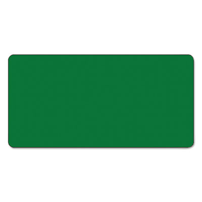 CC Color-Coded Labels, Self-Adhesive, 1w x 2h, Green, 250 Labels