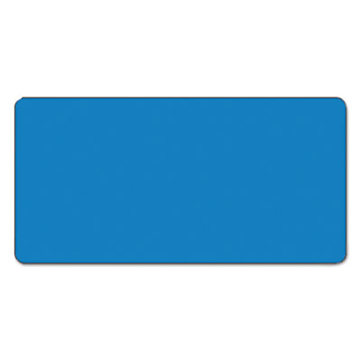 CC Color-Coded Labels, Self-Adhesive, 1w x 2h, Light Blue, 250 L