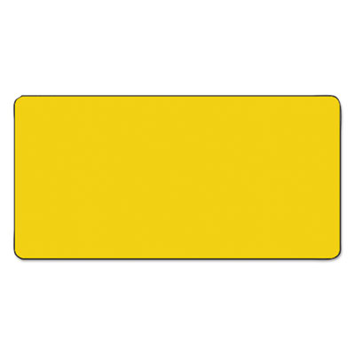 CC Color-Coded Labels, Self-Adhesive, 1w x 2h, Yellow, 250 Label