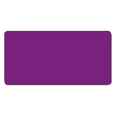 CC Color-Coded Labels, Self-Adhesive, 1w x 2h, Purple, 250 Label