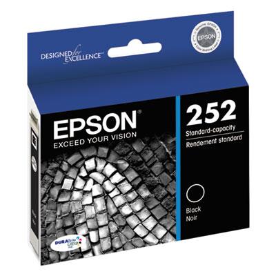 T252120 (252) DURABrite Ultra Ink, Black<br />91-EPS-T252120