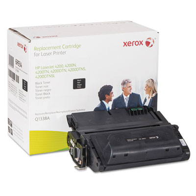006R00934 Replacement Toner for Q1338A (38A), Black<br />91-XER-006R00934